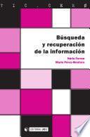 Libro de Búsqueda Y Recuperación De La Información