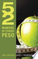 Libro de 52 Maneras De Perder Peso