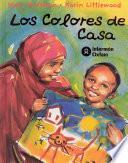 Libro de Los Colores De Casa