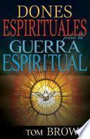 Libro de Dones Espirituales Para La Guerra Espiritual