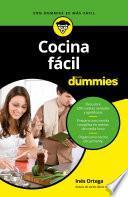 Libro de Cocina Fácil Para Dummies