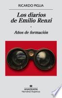 Libro de Los Diarios De Emilio Renzi. Años De Formación