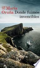 Libro de Donde Fuimos Invencibles