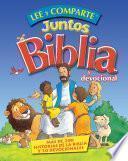 Libro de Lee Y Comparte Juntos Biblia Y Devocional