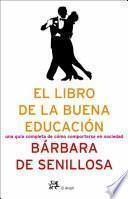 Libro de El Libro De La Buena Educación.