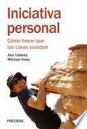 Libro de Iniciativa Personal