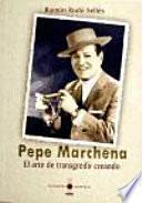 Libro de Pepe Marchena