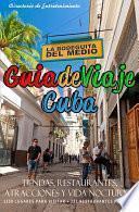 Libro de Guia De Viaje Cuba 2014