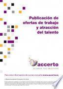 Libro de Publicación De Ofertas De Trabajo Y Atracción Del Talento