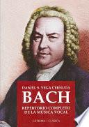 Libro de Bach