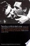 Libro de Teoría Y Crítica Del Cine