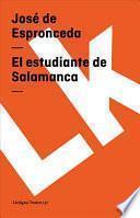 Libro de El Estudiante De Salamanca