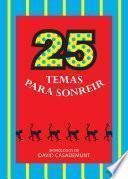 Libro de 25 Temas Para Sonreír