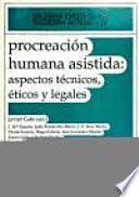 Libro de Procreación Humana Asistida