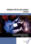Libro de Uf1626   Soldadura Tig De Acero Carbono