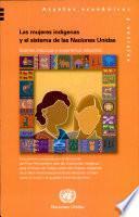 Libro de Las Mujeres Indígenas Y El Sistema De Las Naciones Unidas
