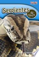 Libro de Serpientes De Cerca (snakes Up Close) (early Fluent)