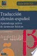 Libro de Traducción Alemán Español