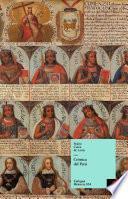 Libro de Crónica Del Perú