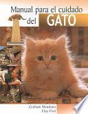 Libro de Manual Para El Cuidado Del Gato