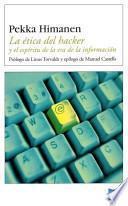 Libro de La ética Del Hacker Y El Espítiru De La Era De La Información