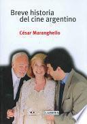Libro de Breve Historia Del Cine Argentino