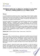 Libro de FenÓmeno Punta De La Lengua: El Acceso A La Palabra Mediante Priming SemÁntico Vs. Priming Visual