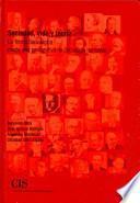 Libro de Sociedad, Vida Y Teoría