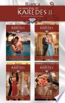 Libro de Pack La Casa Real De Karedes 2