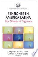 Libro de Pensiones En América Latina