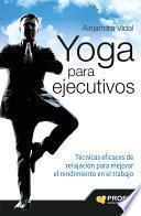 Libro de Yoga Para Ejecutivos