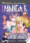 Libro de Revista Manga K