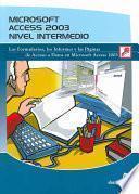 Libro de Microsoft Access 2003. Nivel Intermedio