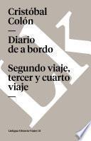 Libro de Diario De A Bordo (segundo Viaje, Tercer Y Cuarto Viaje)