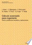 Libro de Cálculo Avanzado Para Ingeniería.