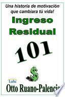 Libro de Ingreso Residual 101