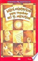 Libro de Minimisterios Para Resolver En 5 Minutos