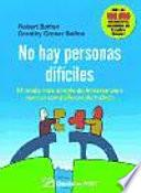 Libro de No Hay Personas Difíciles