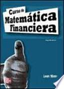 Libro de Curso De Matematica Financiera, 2aedc.