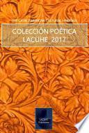 Libro de Colección Poética Lacuhe 2017