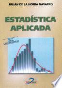 Libro de Estadística Aplicada