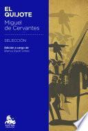 Libro de El Quijote