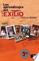 Libro de Los Aprendizajes Del Exilio