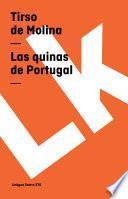 Libro de Las Quinas De Portugal
