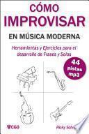 Libro de El Camino De La ImprovisaciÖn