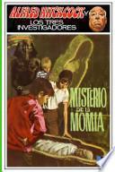 Libro de Misterio De La Momia