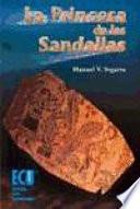 Libro de La Princesa De Las Sandalias
