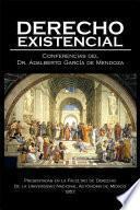 Libro de Derecho Existencial