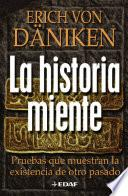 Libro de La Historia Miente