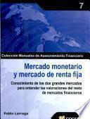 Libro de Mercado Monetario Y Mercado De Renta Fija